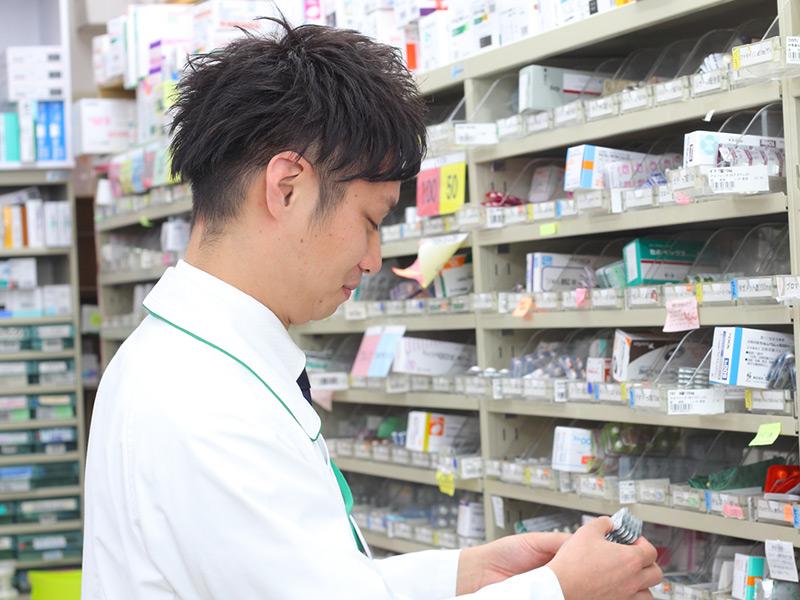 薬局薬剤師の主なお仕事とは?