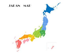 ファルマスタッフの対応エリアは日本全国!どこに住んでいても対応可能