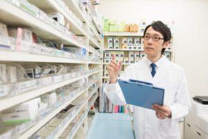 薬剤師が主に働いている職場